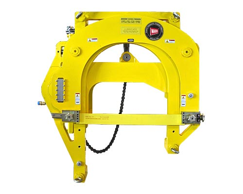 Guillotine Goliath Autoclamp Saw