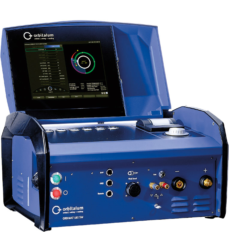 Orbitalum OM180 SmartWelder Orbital Welding Power Supply