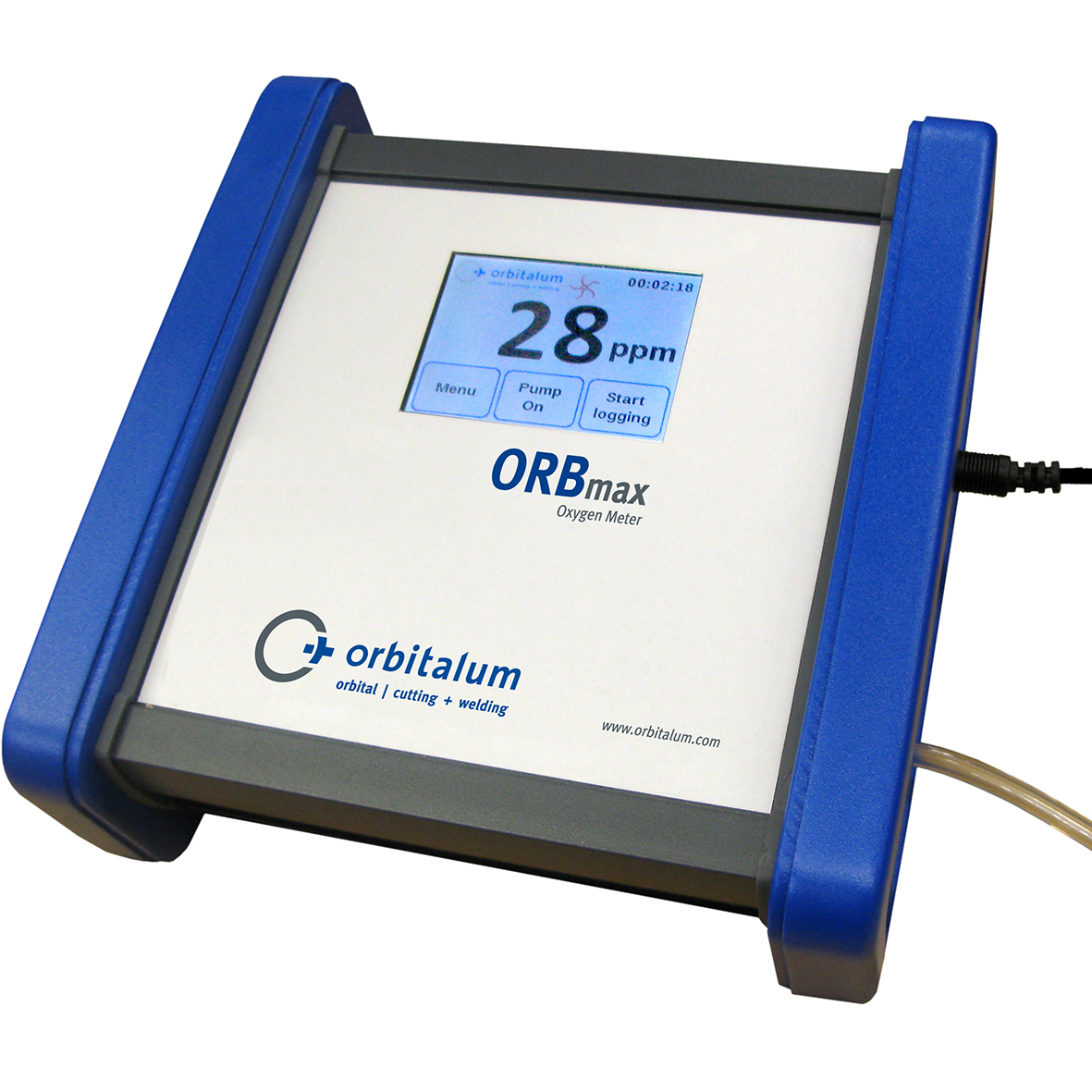 Orbitalum ORBmax Digital Oxygen Analyzer