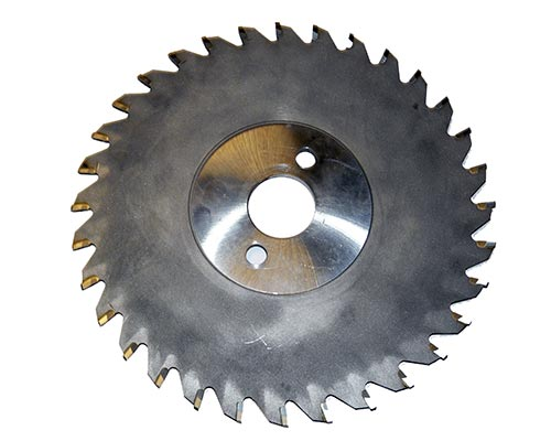 Carbide Tipped Slitting Saw Blade 8in x 3/16in (203.2mm x 4.76mm)