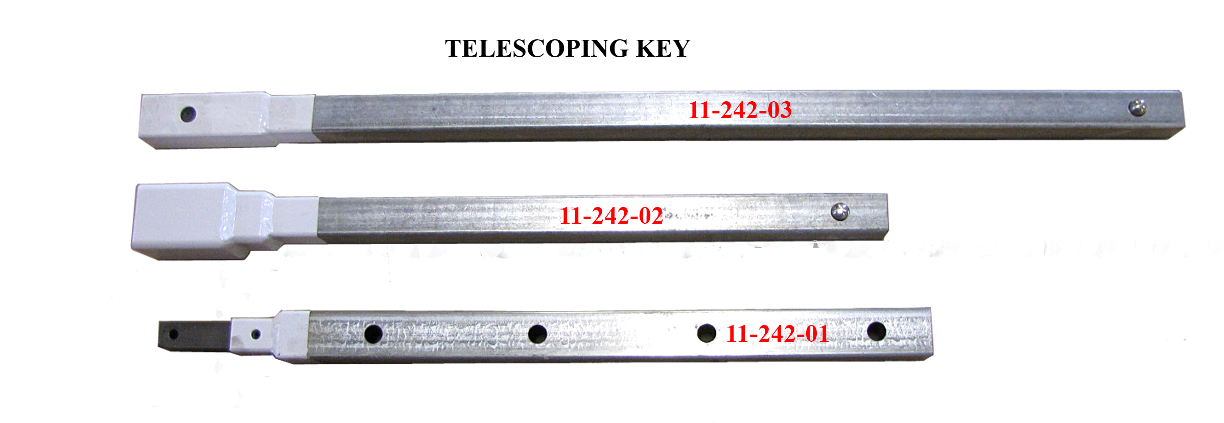 Telescoping Valve Key Extension