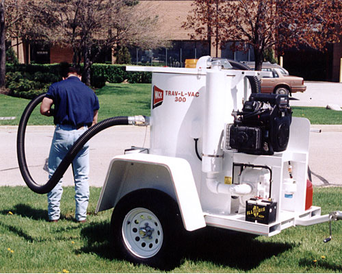 Trav-L-Vac 300 Light Package