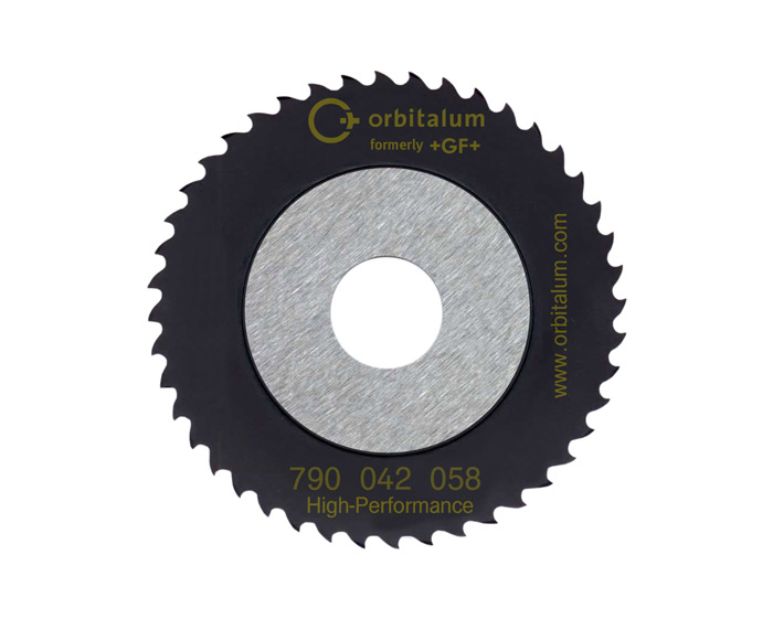 High Performance Saw Blades for GF and RA Tube and Pipe Saws