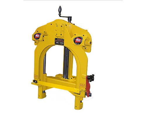 Guillotine Model D Pneumatic Saw