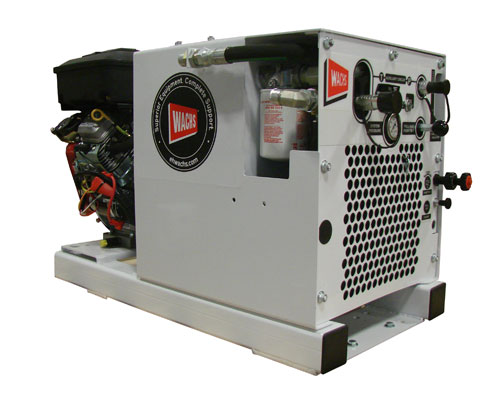 HPU-750 16HP Hydraulic Power Unit
