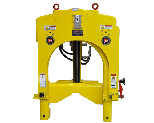 Guillotine Super D Hydraulic Saw