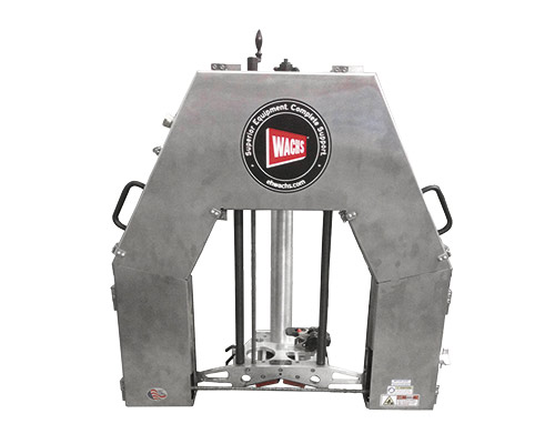 Diamond Wire Guillotine 416 Utility Pipe Saw / Cutter