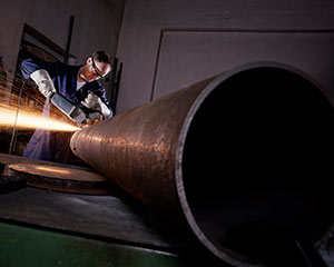 Pipe Fabrication Shops