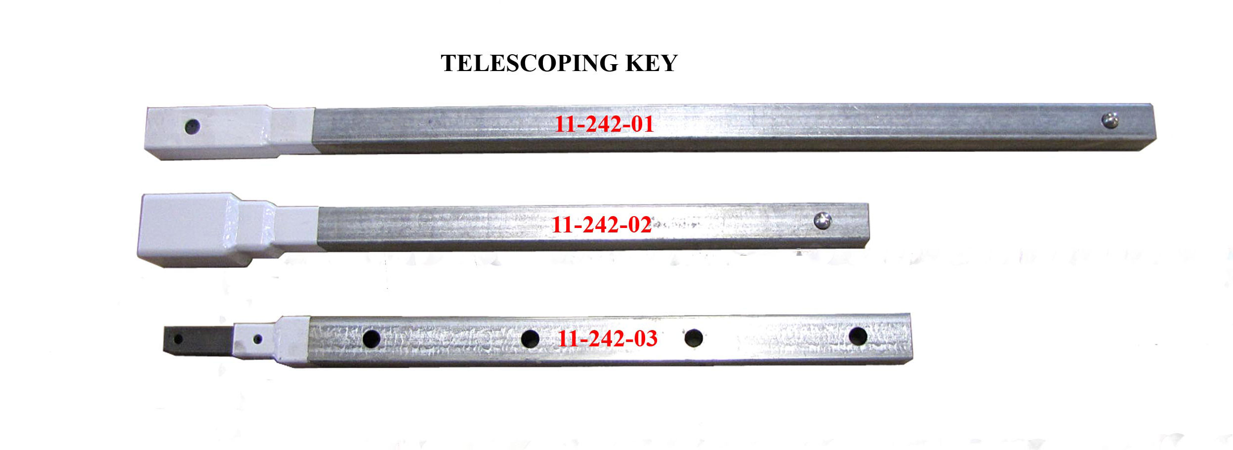 Telescopic 3ft Key Extension
