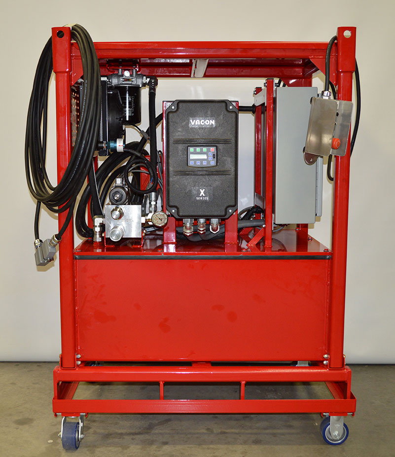 HPU-20GY 20HP Electric Glycol Hydraulic Power Unit