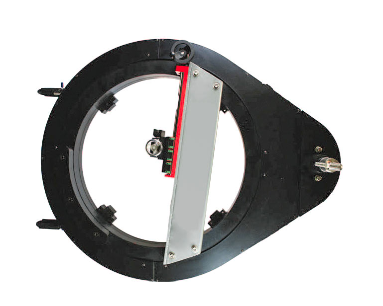 Belt Drive Flange Facers