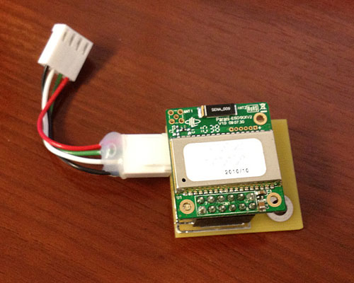 Wireless Adapter for Machine Controllers