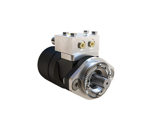 Hydraulic Drive Motor without Flow Control Handle