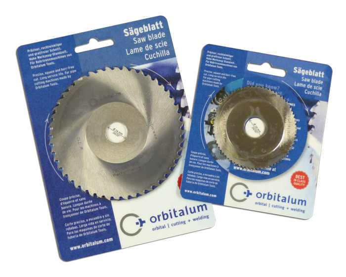 Orbitalum Saw Blades