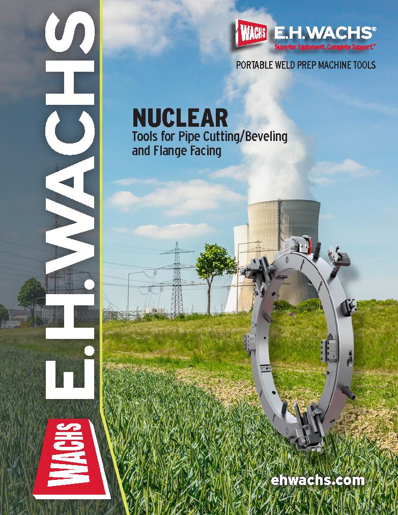 E.H. Wachs Machine Tools for Nuclear Power Applications