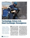 Technology Drives U.S. Heat Exchanger Resurgence